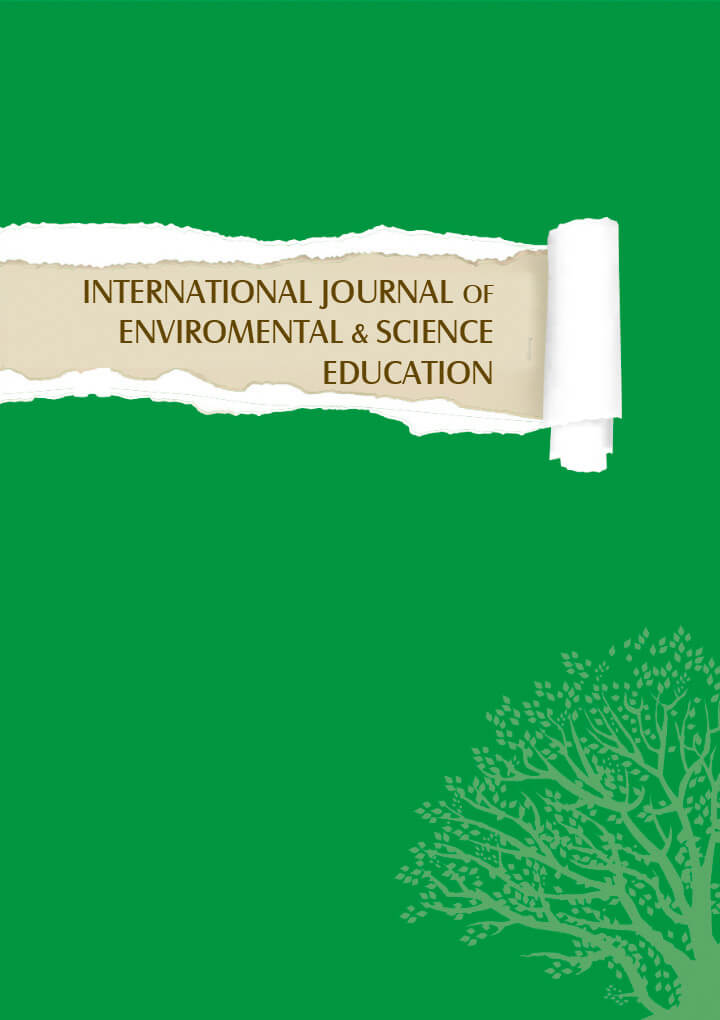 International Journal of Environmental and Science Education